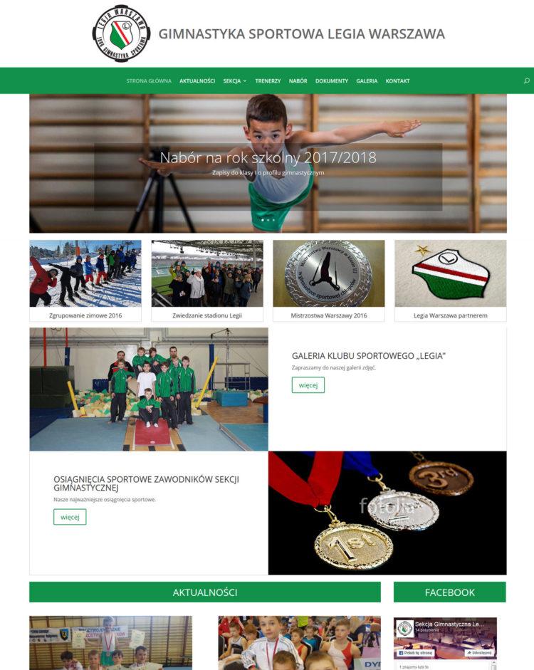 Legia Sekcja Gimnastyczna